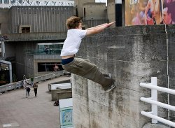 Trend Parkour © Flickr/ JB London