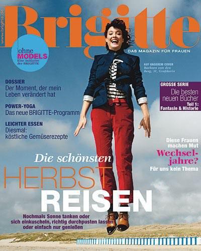 Zeitschrift Brigitte Setzt Zeichen Gegen Den Magerwahn