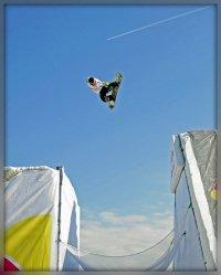 Wir Schanzen Tour Slope Snowboard by Tony The Misfit