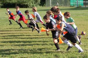 Fussball-Nachwuchs - flickr/woodleywonderworks