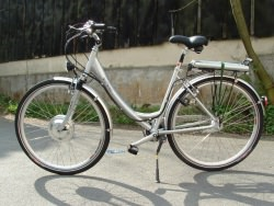 cc by wikimedia/ Bikes and more!