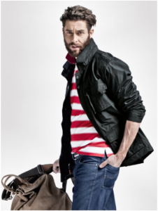Lars by Longfield Outfit