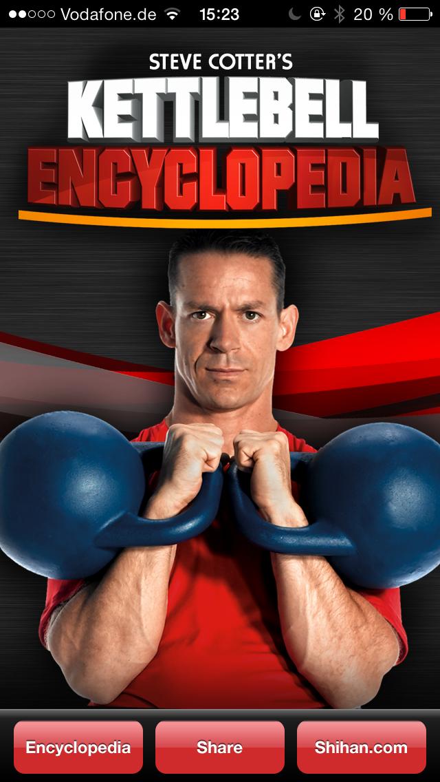 Steve Cotter's Kettlebell Encyclopedia