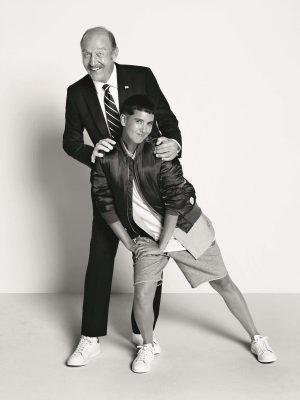 Stan Smith & Kim Ann Foxman Foto: adidas
