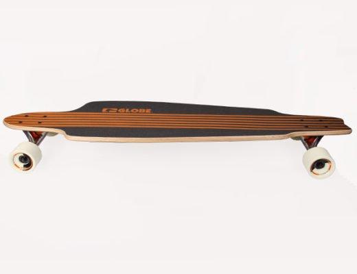 Longboard Prowler Cruiser black von GLOBE