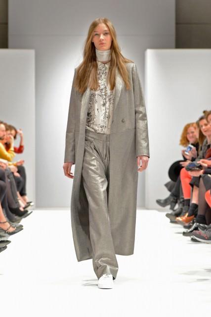 Lala Berlin Show - Mercedes-Benz Fashion Week Autumn/Winter 2014/15