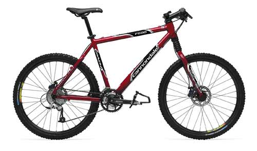 Cannondale F500 Mountainbike