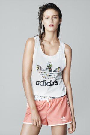 Adidas Originals x Topshop Foto Topshop x Adidas Originals