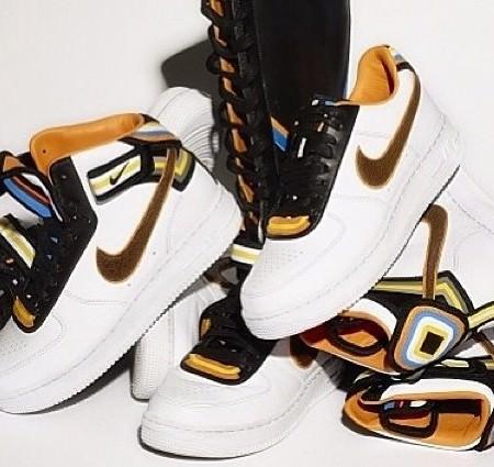 Riccardo Tisci Nike Air Force One Foto Nike
