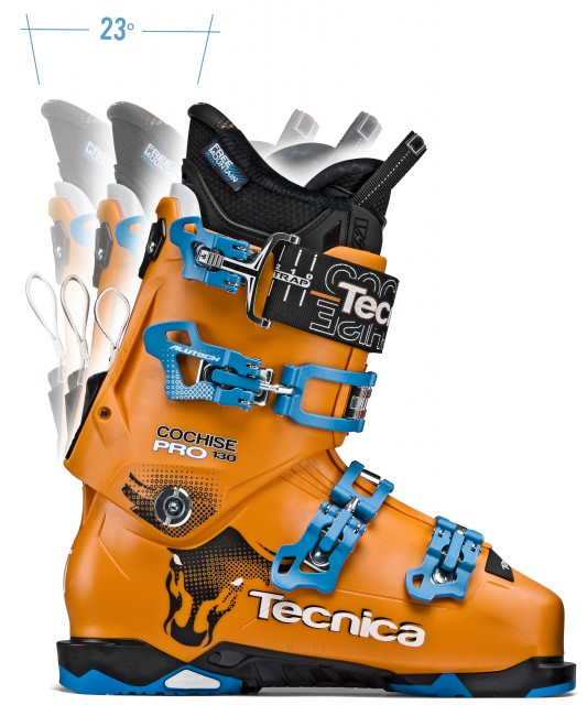 Tecnica Cochise Pro 130 Mobility Caff