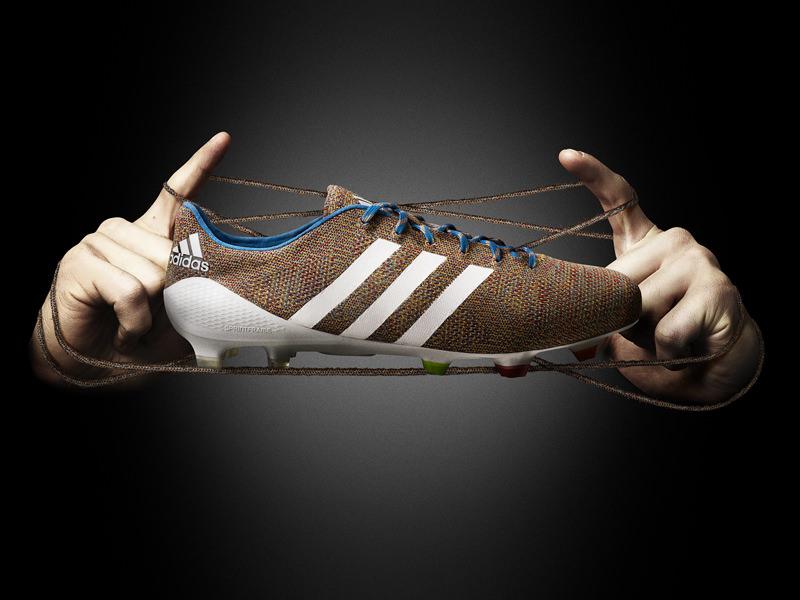 adidas Samba primeknit: der erste gestrickte Fußballschuh