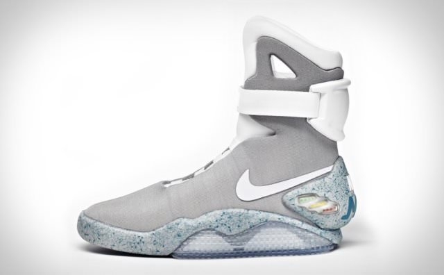 "latest fashion exquisite design factory outlets Nike Air Mag: Bald neue Edition des ""Zurück in die Zukunft ..."