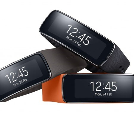 Samsung Gear Fit Foto Samsung Gear Fit