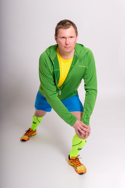 Sport Outfit Merrell CEP super.natural Houdini La Sportiva