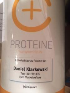Mein Proteinmix