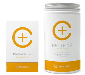 Cerascreen Individuelles Protein