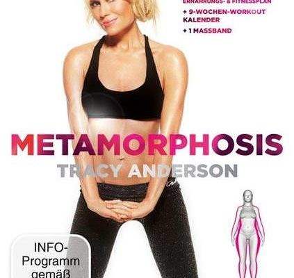Tracy Anderson Metamorphosis