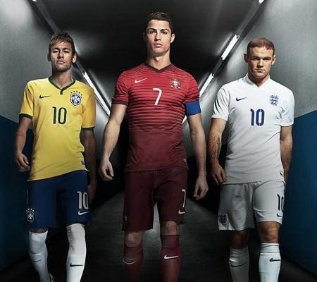 Fußball-WM Nike Foto Nike