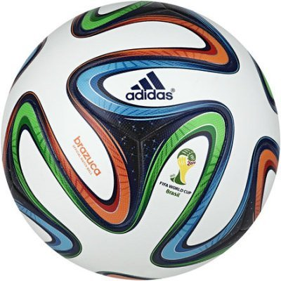 brazuca Fußball Foto adidas