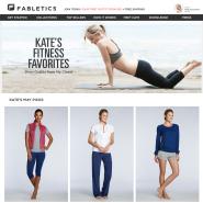 Kate Hudson & Fabletics: bequeme, preiswerte und modische Sportkleidung für jede Frau