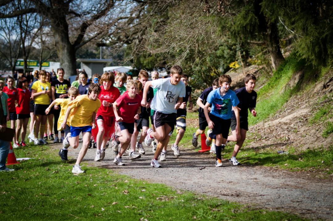 e0a802e0fb Kinder sind immer weniger fit - Blog übers Laufen in Berlin vom ...
