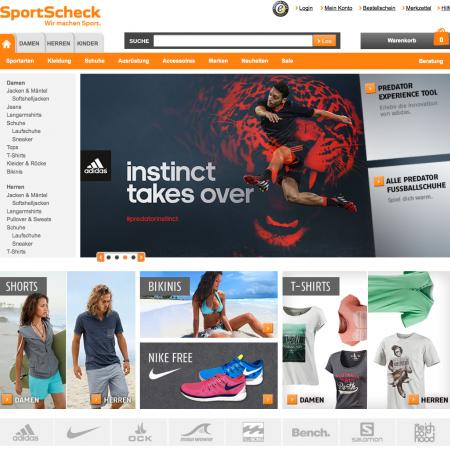 sportscheck-homepage
