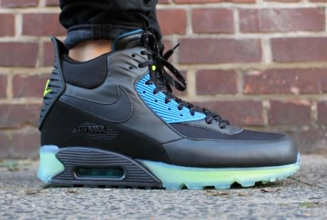 Nike Air Max Sneakerboots für den Winter 2015 | Blog übers