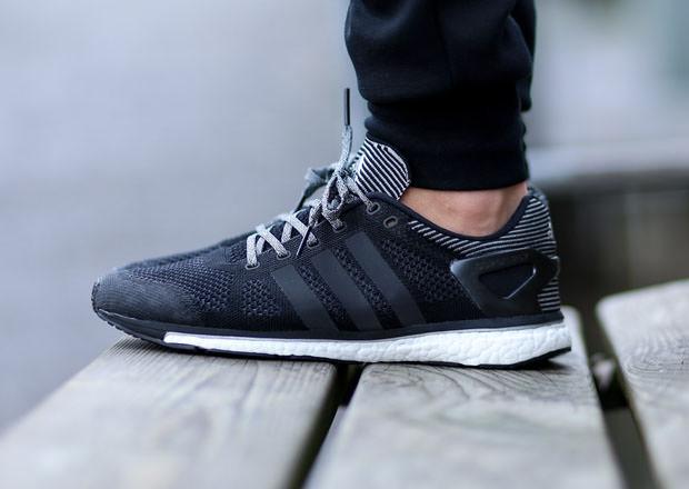 adidas-Consortium-adiZero-PrimeKnit-Boost-Black-White-2