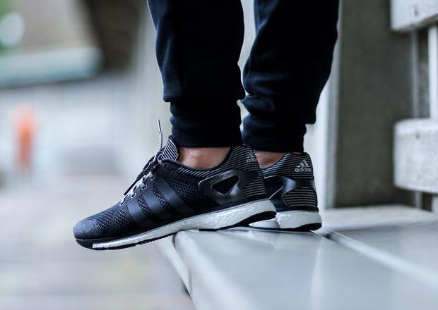 adidas-Consortium-adiZero-PrimeKnit-Boost-Black-White-3