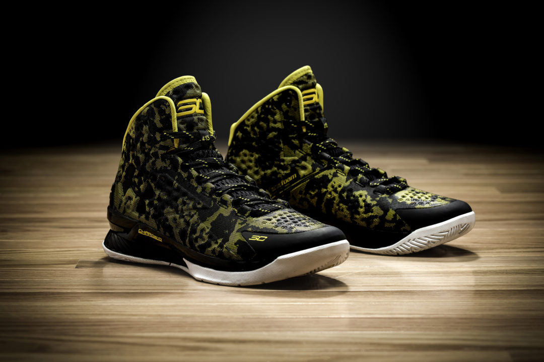 040a421fde2 Under Armour x Stephen Curry  neuer Basketballschuh Curry One - Blog ...