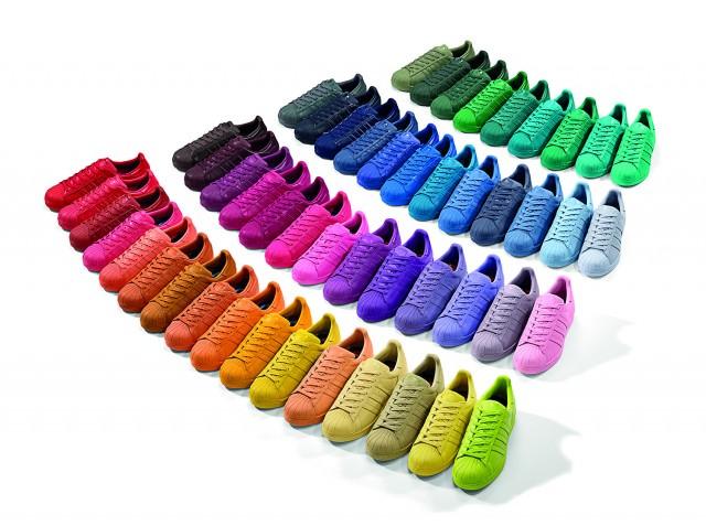 Adidas Superstar Neue Farben