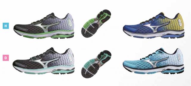 Mizuno-Wave-Rider-18-Laufschuh-Farben-Farbkombinationen