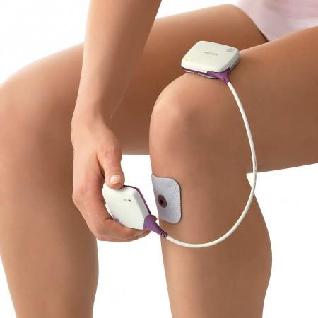 Philips-Pulse-Relief-Kniebehandlung