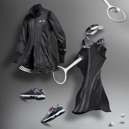 adidas ROLAND GARROS COLLECTION by Y-3_Women