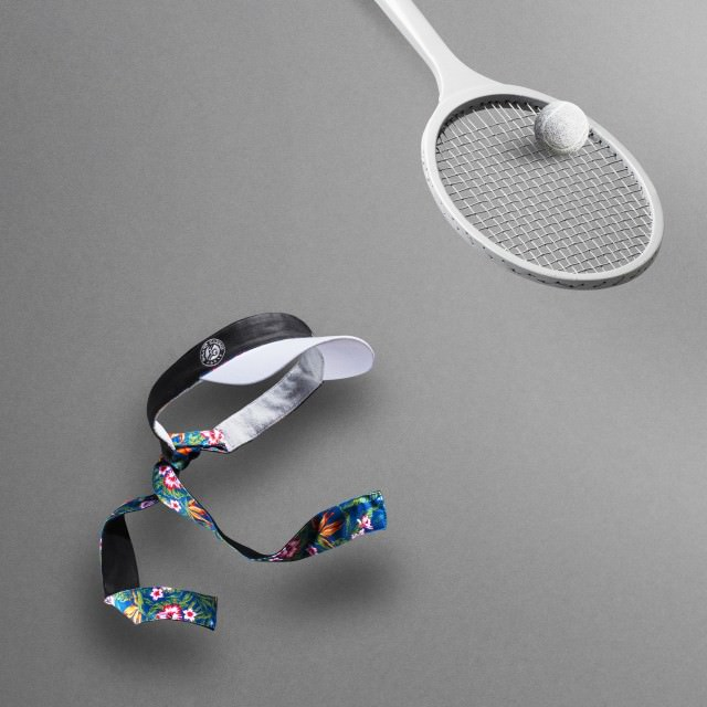 adidas ROLAND GARROS COLLECTION by Y-3_Womens Visor_S90270