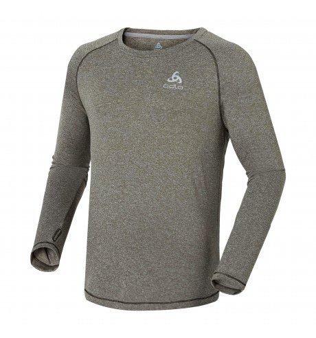 odlo-raptor-running-shirt-langarm-grey-melange