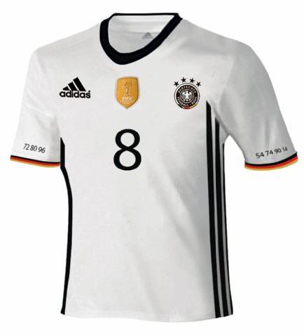 Deutsches Nationaltrikot
