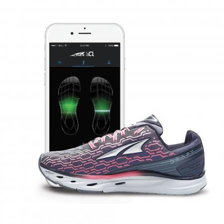 Altra-IQ-Smart-Shoe-Laufschuh-Tracker-Laufstil-Laufanalyse