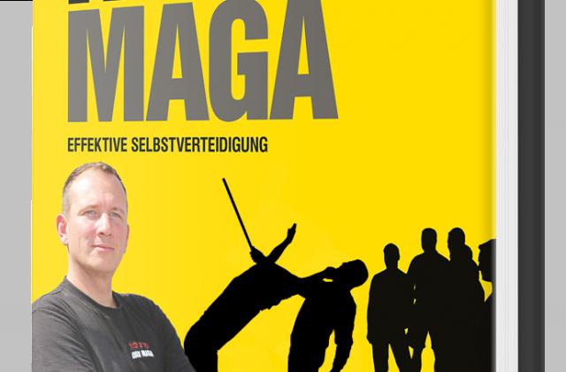 Krav-Maga-Ausbildungs-Buch