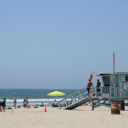 USA-Beach