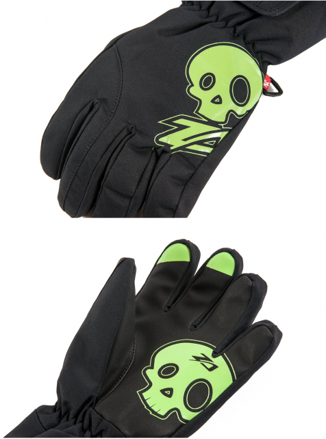 ZANIER-MELLAU-GTX-JUN-Junior-Kinder-Handschuhe