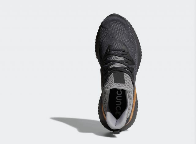 online retailer 707e5 9a9d1 Die wichtigste Nachricht gleich zuerst, für alle, die sonst Probleme mit  der Passform bei adidas Laufschuhen haben. Der alphaBOUNCE ist auch für  breitere ...