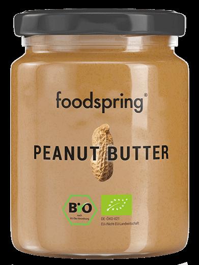 foodspring-bio-erdnussbutter