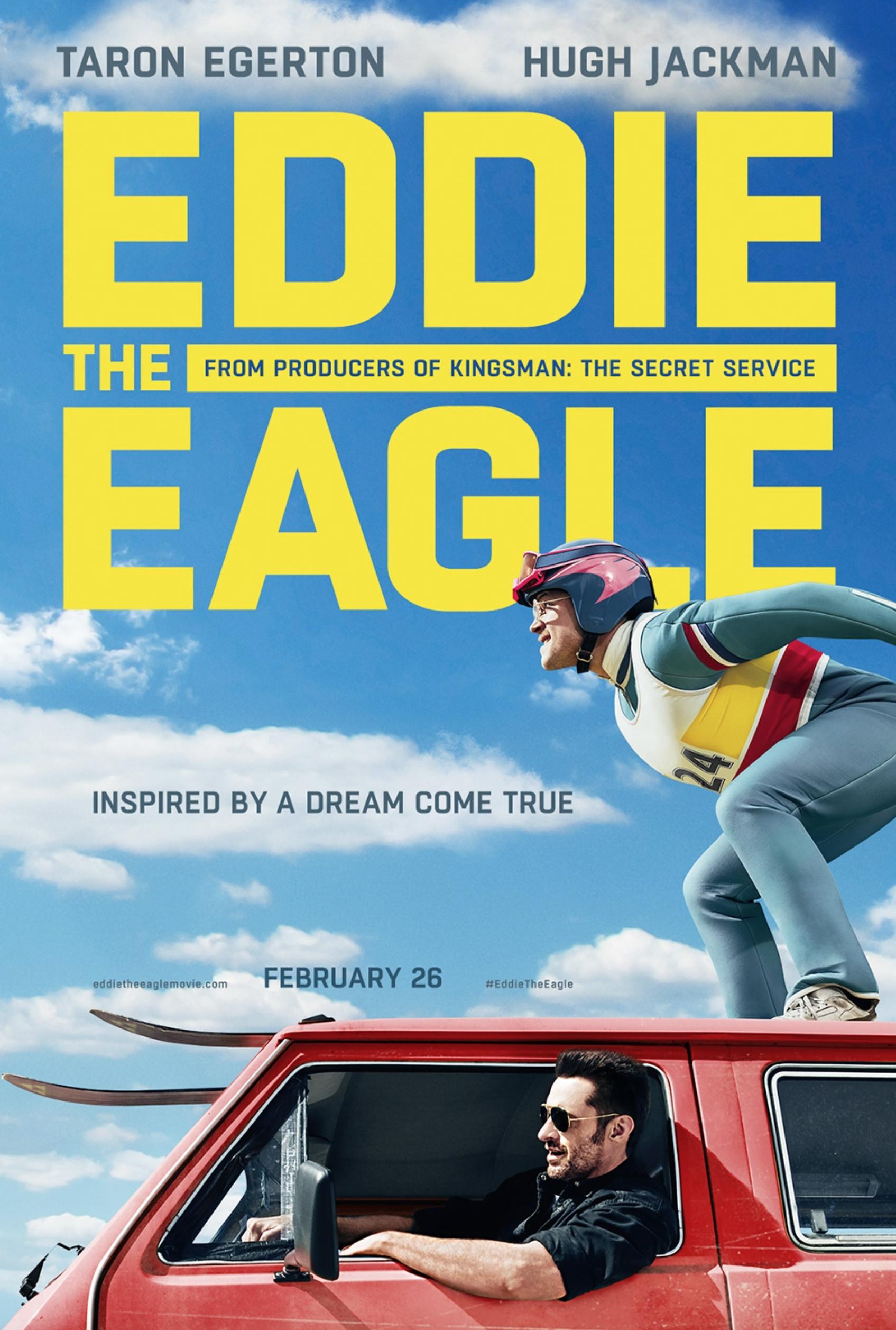 Film: Michael Edwards ist Eddie the Eagle - Blog übers Laufen in Berlin vom  Laufanfänger bis Halb-Marathon
