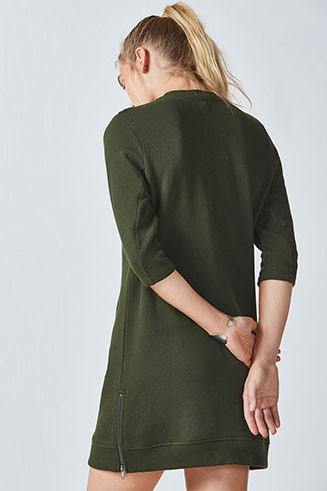 fabletics-elena-dress-kleid-gruen-hinten