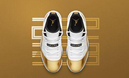nike-air-jordan-11-retro-low-white-metallic-gold-sneakers