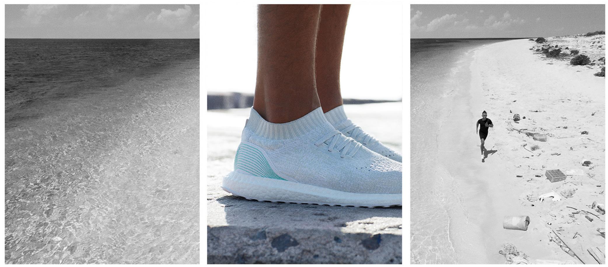 adidas UltraBOOST Uncaged Parley - Der Meeresabfall Sneaker