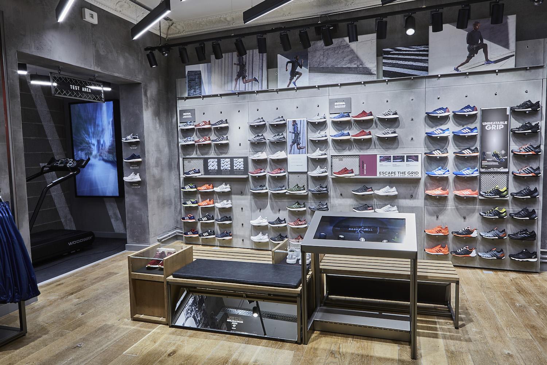 Herbst Schuhe neueste Mode adidas insider t berlin marathon
