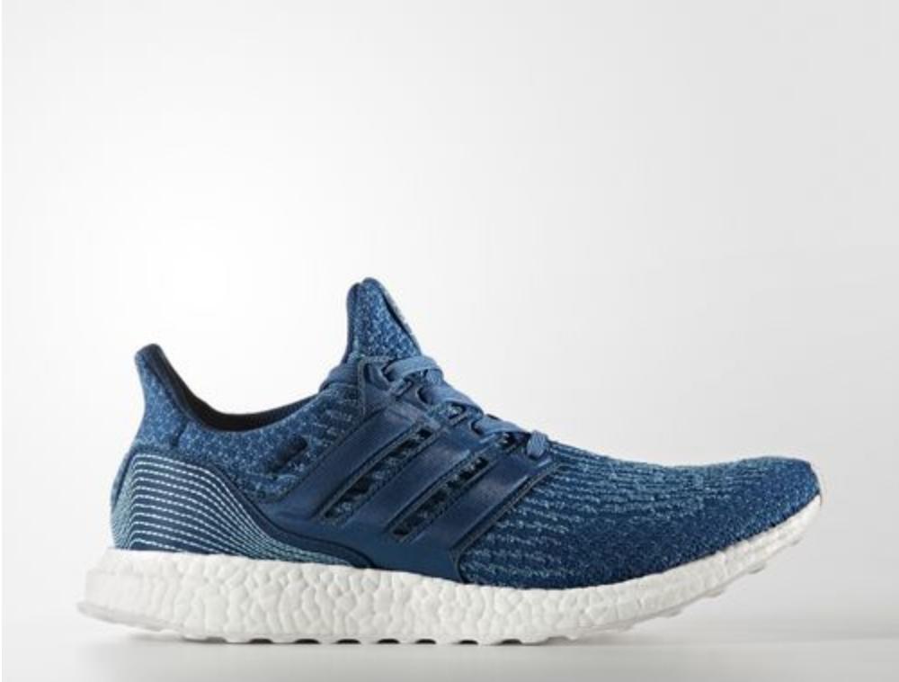 Sneaker aus Meeresmüll: Neues vom Parley x Adidas (mit