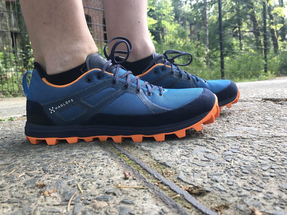 625dbdb4c7ce34 Haglöfs Gram Pulse Trailrunning Schuhe im Test. Meine Erfahrung mit ...